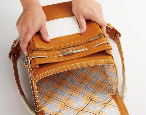耐久性に優れたランドセルの画像 神田屋鞄