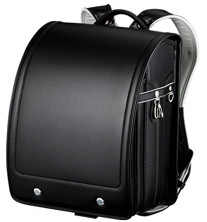 萬勇鞄のベーシック黒色